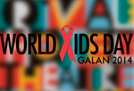 World Aids Day Galan 2014